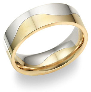 Unity Wedding Band